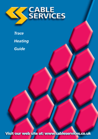 cable services trace heating catalogue